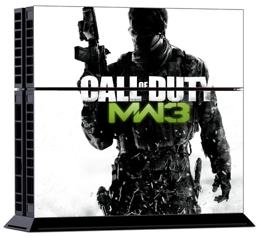 Sony PS4 Skin - Call of duty MW3