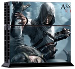 Sony PS4 Skin - Assassins Creed
