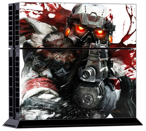 Sony PS4 Skin - Killzone