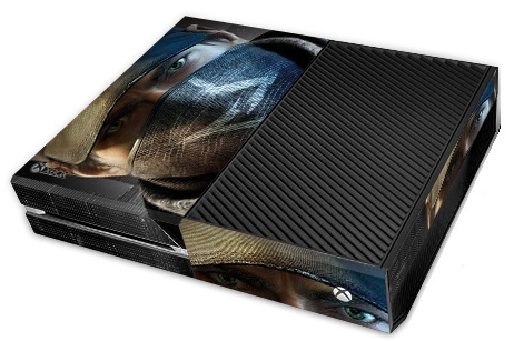 XBox One Skin - Watch Dogs