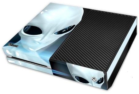 XBox One Skin - Alien