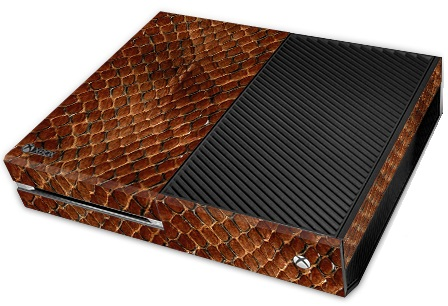 XBox One Skin - Animal Snake Skin2