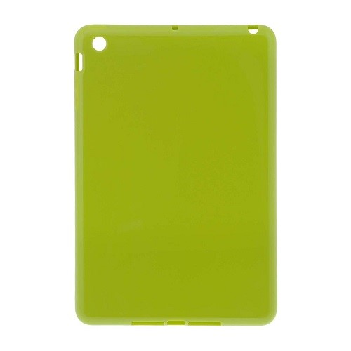 Ipad Mini Soft Protect Cover Green Back