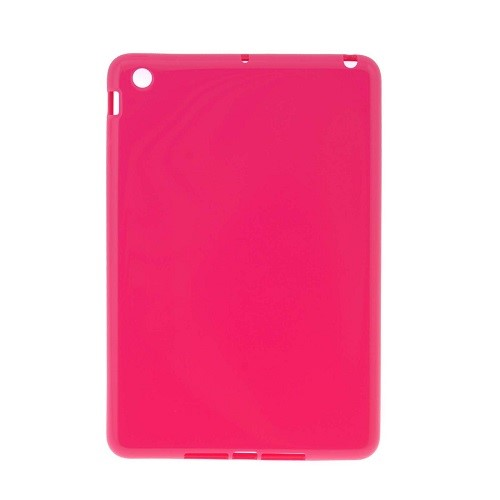 Ipad Mini Soft Protect Cover Red Back