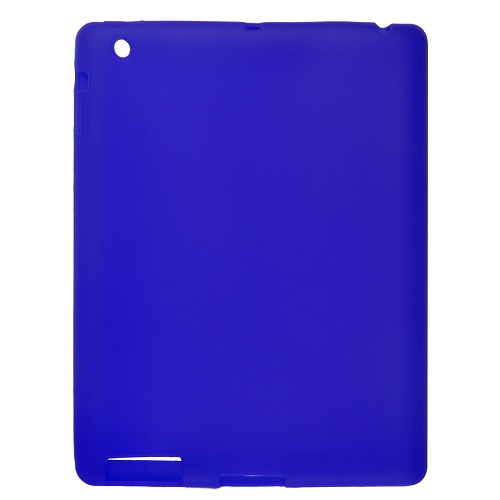 Ipad 2 Silicon Case Blue