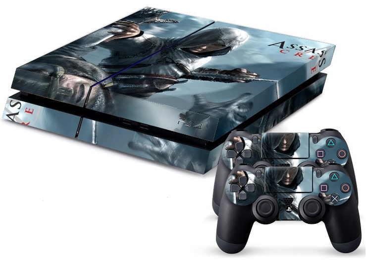PS4 Skin - Assassins Creed