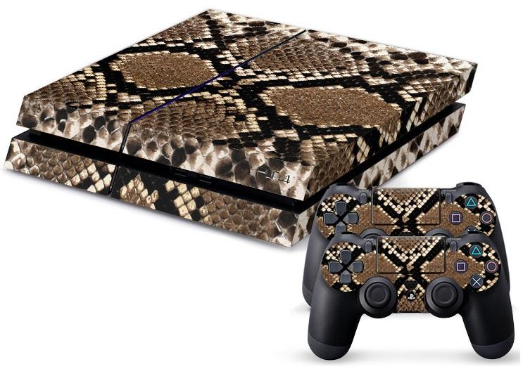 PS4 Skin - Snake Skin