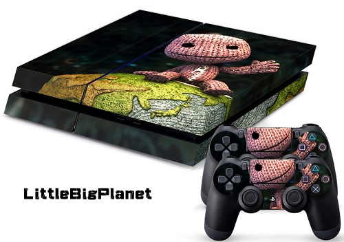PS4 Skin - Little Big Planet