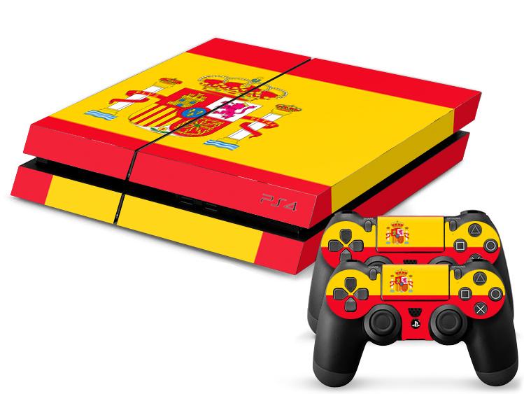 PS4 Skin - Spain