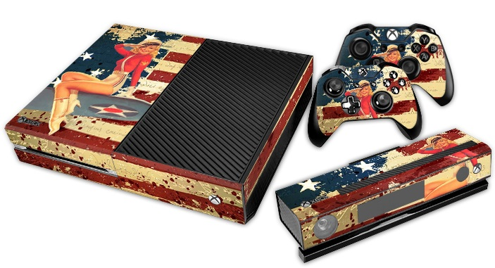 XBox One Skin - WW2 Bomber Type1