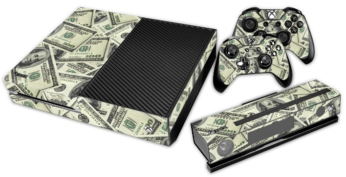 XBox One Skin - US Dollar