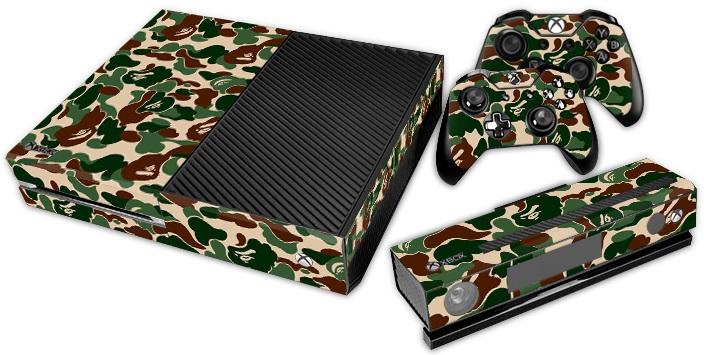 XBox One Skin - Camouflage