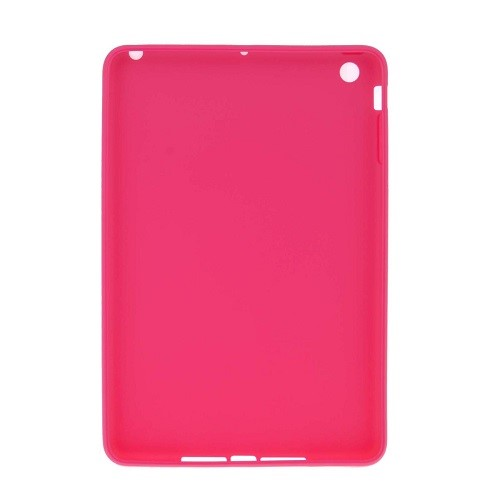 Ipad Mini TPU Soft Protect Case Red