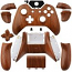 Xbox One Wireless Controller Shell Wood Pattern
