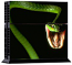 PS4 Skin - Animal Snake