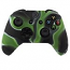 XBox One Controller Silicone Case Multicolor Green-White-Black