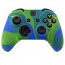 XBox One Controller Silicone Case Multicolor Yellow-Blue