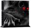 PS4 Skin - Dark Skull
