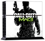 PS4 Skin - Call of Duty MW3