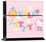 PS4 Skin - Hello Kitty