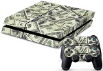 PS4 Skin - US Dollar