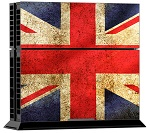PS4 Skin - Union Jack