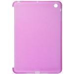Ipad Mini Smart TPU Case Matte Clear Violet