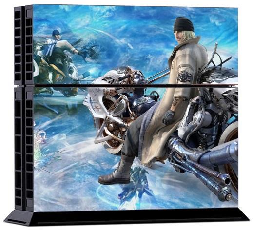 Sony PS4 Skin - Final Fantasy