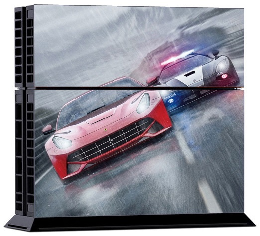 Sony PS4 Skin - NFS Rivals