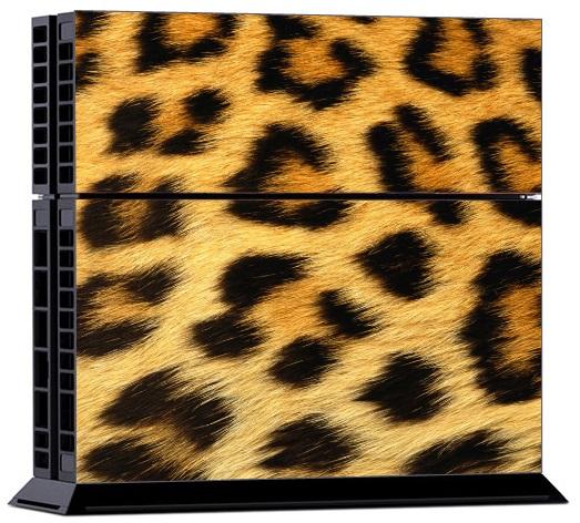 Sony PS4 Skin - Tiger Skin