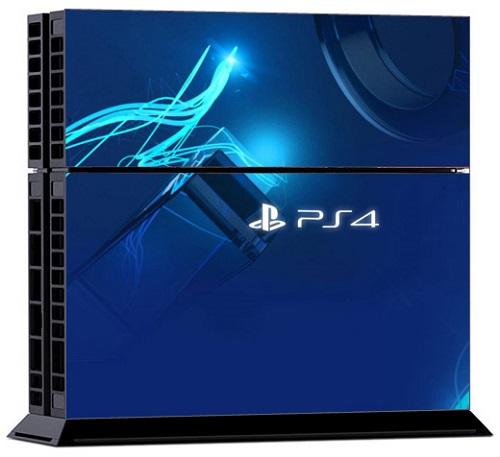 Sony PS4 Skin - PS4 Playstation 4