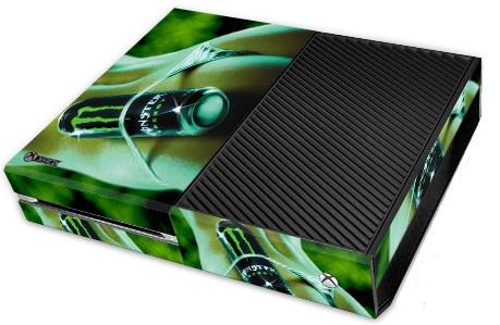XBox One Skin - Monster Energy