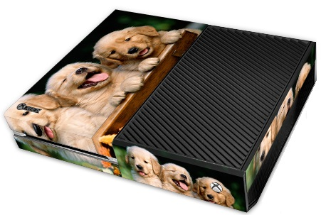 XBox One Skin - Animal Puppy