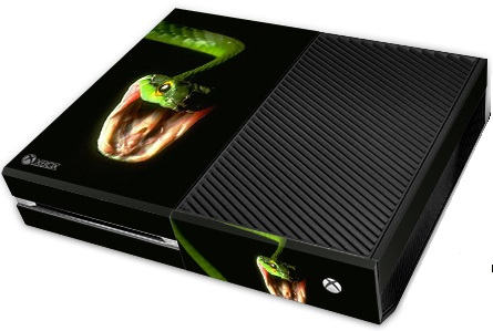 XBox One Skin - Animal Snake