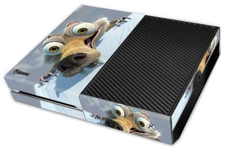 Xbox One Skin - Ice Age