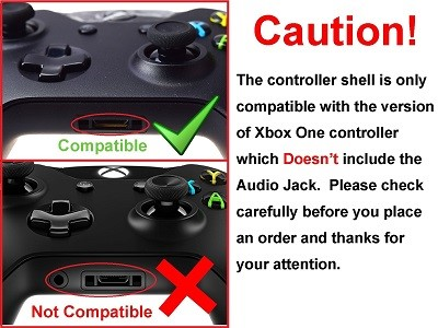 Compatibility Warning information