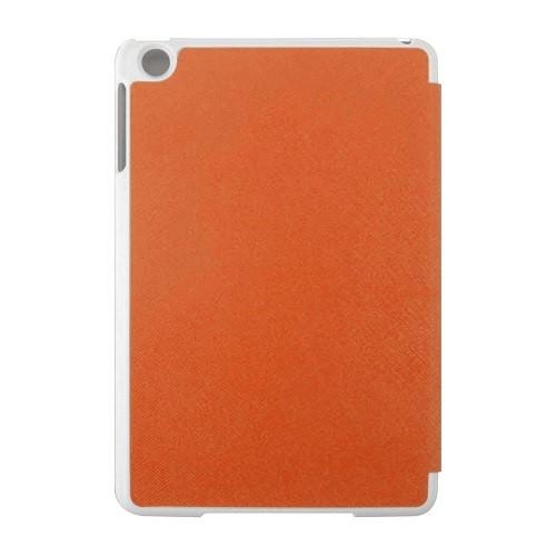 Ipad Mini Flip Cover Orange Back