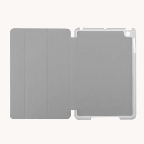 Ipad Mini Flip Cover Orange Inside