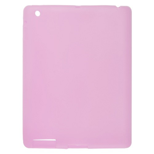 Ipad 2 Silicon Case Pink