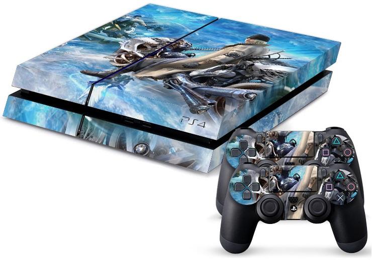 PS4 Skin - Final Fantasy
