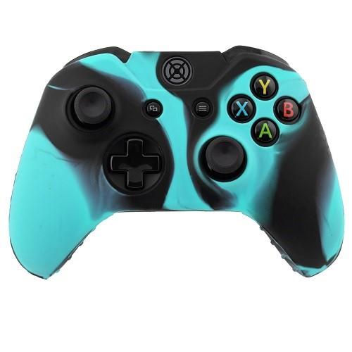 XBox One Controller Silicone Case Multicolor Blue-Black