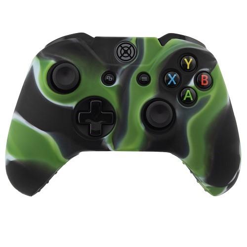 XBox One Controller Silicone Case Multicolor Green-White-Black