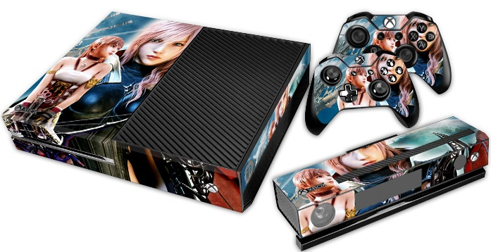 XBox One Skin - Final Fantasy XIII