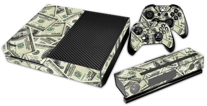XBox One Skin - US Dollar