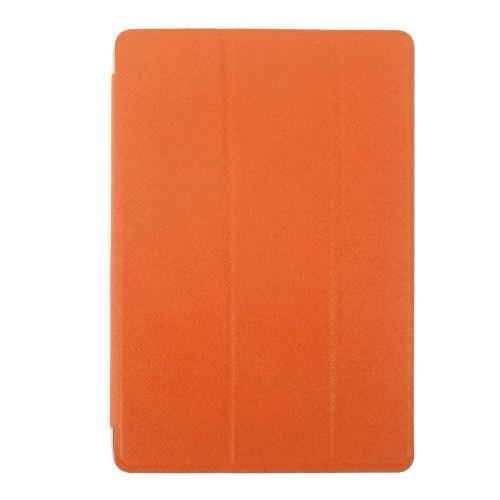 Ipad Mini Smart Flip Cover with TPU Case Orange