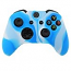 XBox One Controller Silicone Case Multicolor Blue-White