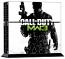 PS4 Skin - Call of Duty MW3