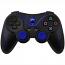 PS3 Doubleshock Bluetooth Wireless Controller Black Blue