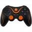 PS3 Doubleshock Bluetooth Wireless Controller Black Orange