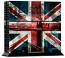 PS4 Skin - Union Jack Denim